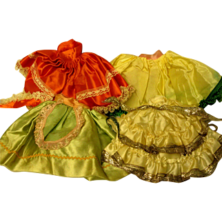 4 Vintage  1930's Skirts - Excellent Condition