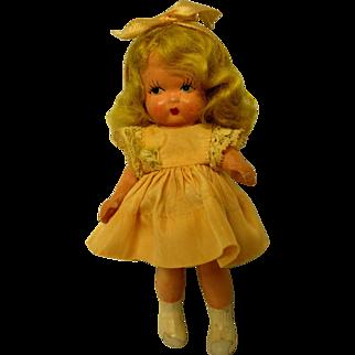 Early Japan Mold Nancy Ann Storybook Doll