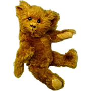 Teddy Bear Shoe Button Eyes Fully Jointed