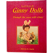 Reference Book For Vogue Ginny Dolls