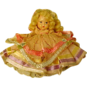 "Exquisite Japan Mold Nancy Ann Storybook ""Cinderella"""