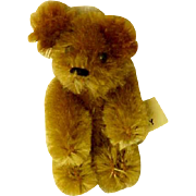 Schuco Bear With Tag Minty