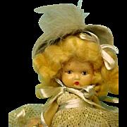 Earliest Japan Mold Nancy Ann