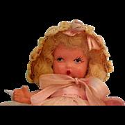 "Earliest Nancy Ann Japan Mold  ~""Mary Had A Little Lamb""~"