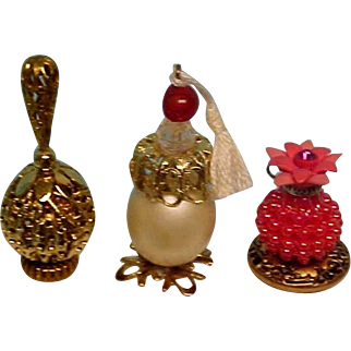 Small Perfume Bottles for Your Fashion Doll