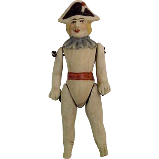 Jester - All Bisque Pin Jointed Arms & Legs