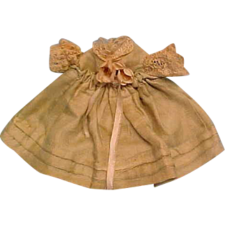 Vintage Small Silk Dress