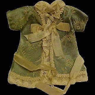 Antique Mignonette Dress From Factory
