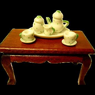 So Very Tiny Tea Set For Mignonette