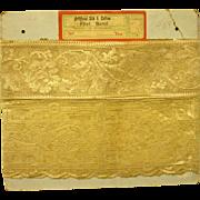 Antique Lace Still On Original Card