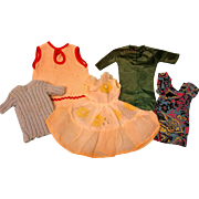 Five Vintage Outfits
