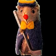 Furry German Mouse - Golfing