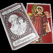 German Paper Dolls