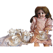 Victorian Child's Tea Set - Red Tag Sale Item