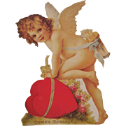 Large Brundage Valentine Card