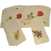 ALBA Swiss Handkerchief Pair
