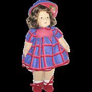 """Lenci 21"""" Doll"""