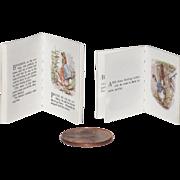 Miniature Beatrix Potter Books