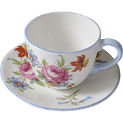 Shelley Miniature Cup & Saucer
