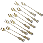 Cocktail Forks - Set of 10