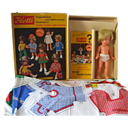 Doll with DIY Dresses by Flotti