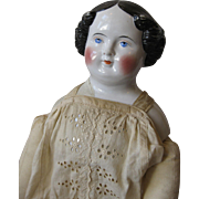 Large China Head Doll
