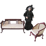 Caned Dollhouse Miniatures