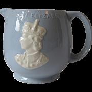 HM Queen Elizabeth II Coronation Jug