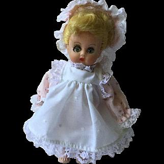 Muffie a Nancy Ann Doll Straight Leg Walker