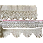 Lace Trim for Antique Doll Clothes