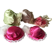 5 Doll Hats - Red Tag Sale Item