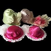 5 Doll Hats