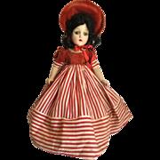 """Madame Alexander 17"""" Composition Scarlett"""
