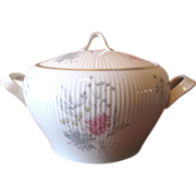 Mid Century Rosenthal German Porcelain Covered Serving Dish