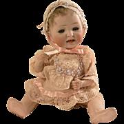 "Precious 9"" Hertel Schwab Character Baby #152 c1910"