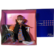 Vintage Vogue Ginny Halloween Doll Mint in Box