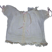 Delicate Antique Baby Doll Dress