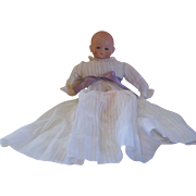 "Darling 12"" Herm Steiner Bisque Head Character Infant Mold 240"