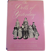 """""""The Dolls of Yesterday"""" Book by Eleanor St George"""
