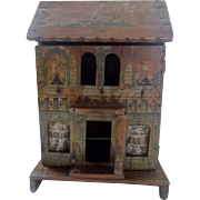 Wonderful Antique Bliss Dollhouse Fixer Upper - Home Sweet Home