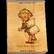 """Nebo Cigarettes Comical Tobacco Silk """"The Rear Guard"""""""