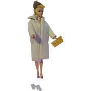 Classic Barbie Peachy Fleecy Complete Outfit #915 c1959-1961