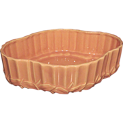 Vintage McCoy Centerpiece Or Console Bowl, Circa 1948