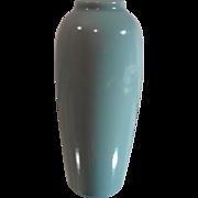 Beautiful Celadon Vase Japanse Flower Vase with Kiri Box