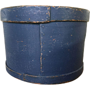 19th Century Blue Pantry - Middle of Stack   16 inches