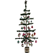 GREAT Feather Tree/Decorated