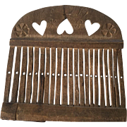 Early Tape Loom - dated 1811