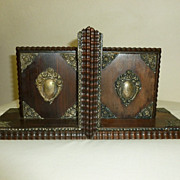 Bookends from Brazil
