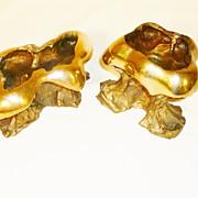 Oil Lamps Bronze/Brass Kuber Oil Lamps - Heavy