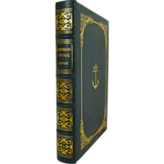 Robinson Crusoe by Daniel Defoe Leather Bound Easton Press